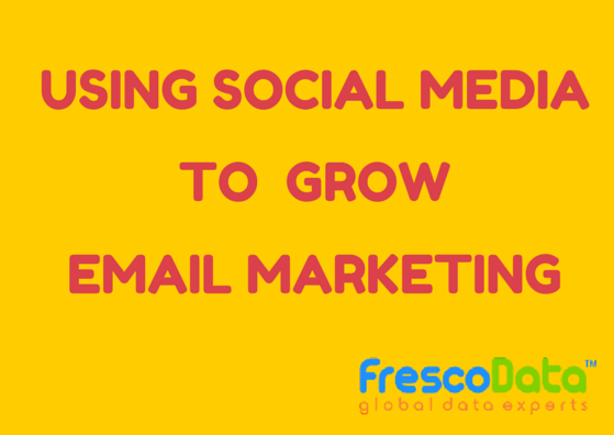 Social Media To Grow Email Marketing