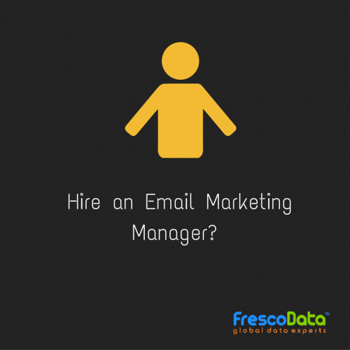 Hire An Email Marketing Manager