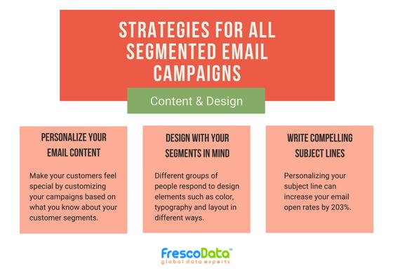 segmented email strategies