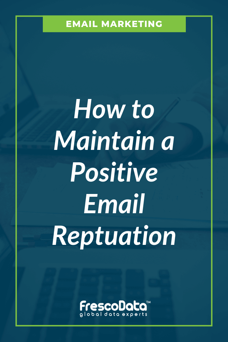 Positive Email Reputation