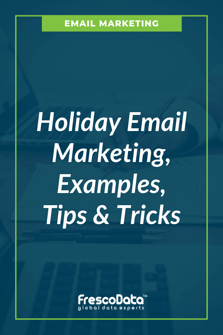 Holiday Email Marketing Examples