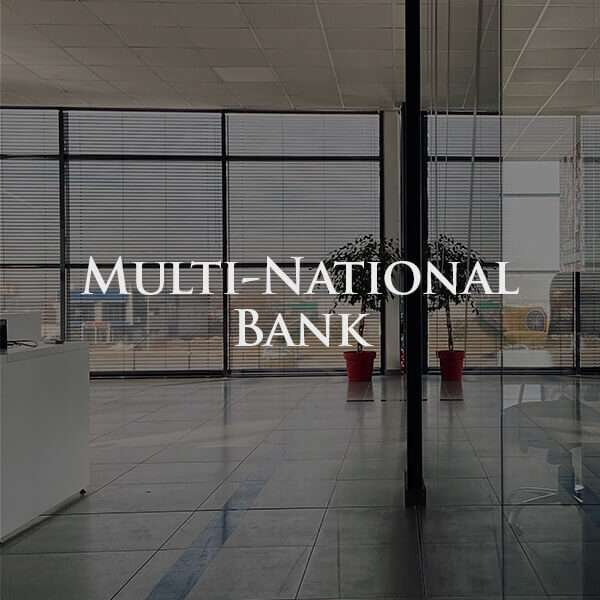 Multi-National Bank
