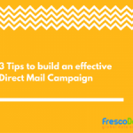 Effective Direct Mail Campaign Tip